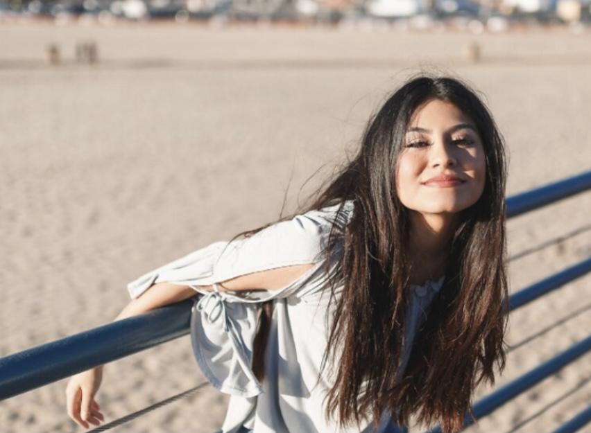 Headshot of Brianna Vigil